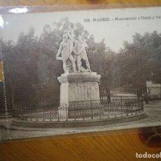 Postales: LOTE 10 POSTALES ANTIGUAS DE MADRID . Lote 79064417
