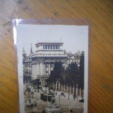 Postales: LOTE 10 POSTALES ANTIGUAS DE MADRID . Lote 79065045