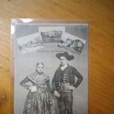 Postales: LOTE 6 POSTALES ANTIGUAS DE MADRID . Lote 79065533