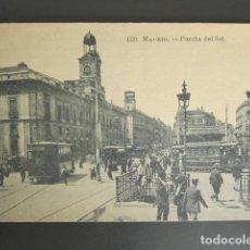 Postales: POSTAL MADRID. PUERTA DEL SOL. . Lote 79909717