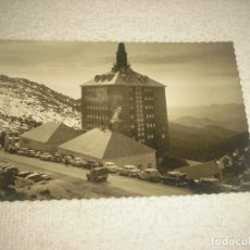 Postales: PUERTO NAVACERRADA 15 . ALBERGUE EDUCACIÓN Y DESCANSO . ED DARVI . CIRCULADA. Lote 80035913