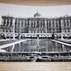 Postales: POSTAL DE MADRID. Nº 6 PALACIO REAL. DOMINGUEZ. CIRCULADA. Lote 82153768