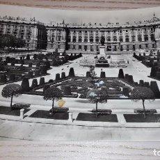 Postales: POSTAL DE MADRID. 41- PLAZA DE ORIENTE. HELIOTIPIA ARTISTICA ESPAÑOLA. NO CIRCULADA. Lote 82153876