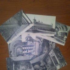 Postales: EL ESCORIAL .- 8 POSTALES EDICION CLEMENTE ALVAREZ .- LL. . Lote 82539772