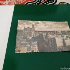 Postales: POSTAL AÑOS 40 DE MADRID. PANORÁMICA AVENIDA JOSÉ ANTONIO. EXCLUSIVAS GARRABELLA. Lote 83564388