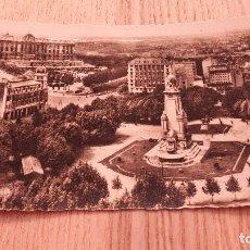 Postales: POSTAL DE MADRID. 74 PLAZA DE ESPAÑA. HELIOTIPIA ARTÍSTICA. CIRCULADA 1957. Lote 83579416