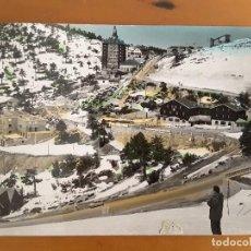 Postales: POSTAL MADRID - 3. PUERTO DE NAVACERRADA. Lote 83680784