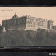 Postales: MADRID - PALACIO REAL. Lote 83825956