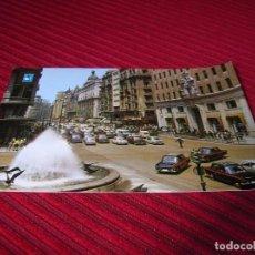 Postales: POSTAL DE MADRID.AÑO 1977. Lote 84338336