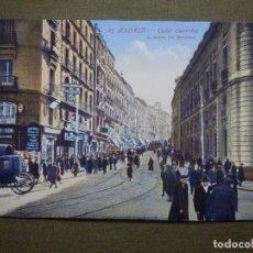 Postales: POSTAL - ESPAÑA - MADRID - 25.- CALLE CARRETAS - L. ROISIN - NE - NC. Lote 84671164