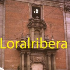 Postales: DIAPOSITIVA ESPAÑA MADRID IGLESIA SAN ANDRÉS 1965 KODACHROME 35MM SLIDE SPAIN PHOTO FOTO. Lote 87217064