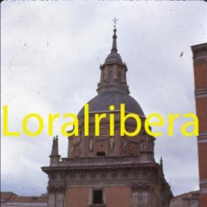 Postales: DIAPOSITIVA ESPAÑA MADRID IGLESIA SAN ANDRÉS 1965 KODACHROME 35MM SLIDE SPAIN PHOTO FOTO. Lote 87217440