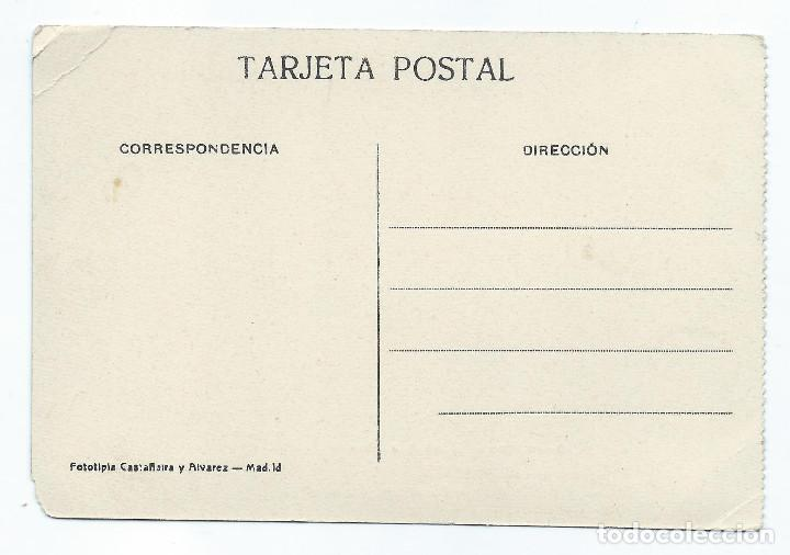 Postales: POSTAL. ALCALÁ DE HENARES. PASEO Y FUENTE DEL CHORRILLO. EDICIÓN SATURIO RAMÍREZ. - Foto 2 - 87628552