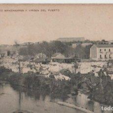 Postales: POSTALES POSTAL MADRID MANZANARES AÑOS 1900-20. Lote 88971596