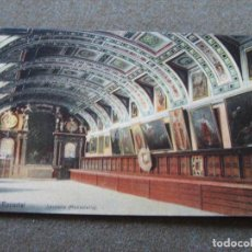 Postales: MADRID - ESCORIAL - SACRISTIA - MONASTERIO - CIRCULADA EN 1914. Lote 89084012