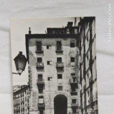 Postales: POSTAL MADRID, ARCO DE CUCHILLEROS, FOTO CEBOLLERO, EDICIONES DOMINGUEZ. Lote 89296572