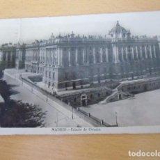 Postales: MADRID. PALACIO DE ORIENTE. Lote 91346900