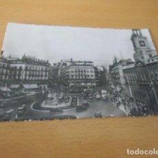 Postales: MADRID. PUERTA DEL SOL.. Lote 91356400