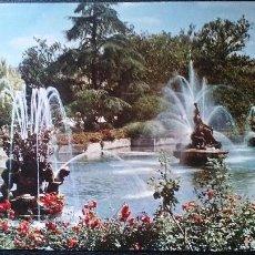 Postales: ARANJUEZ - MADRID - JARDÍN DE LA ISLA. Lote 91519805