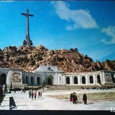 Postales: MADRID - SANTA CRUZ DEL VALLE DE LOS CAÍDOS. Lote 91520075