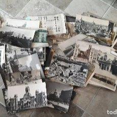 Postales: LOTE DE 160 POSTALES DE MADRID. Lote 91653965