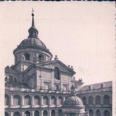 Postales: POSTAL EL ESCORIAL, MONASTERIO, PATIO DE LOS EVANGELISTAS - CIRCULADA. Lote 91727945