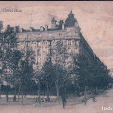 Cartes Postales: POSTAL DE MADRID - HOTEL RITZ. 36. GRAFOS. Lote 93164475