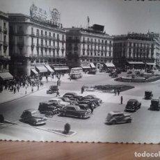 Postales - Madrid. Puerta del Sol. Garrabella. - 93281500