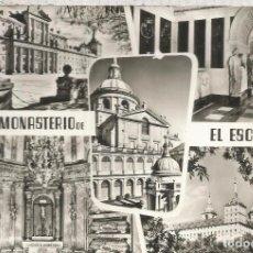 Postales: MADRID ESCORIAL ESCRITA. Lote 94333902