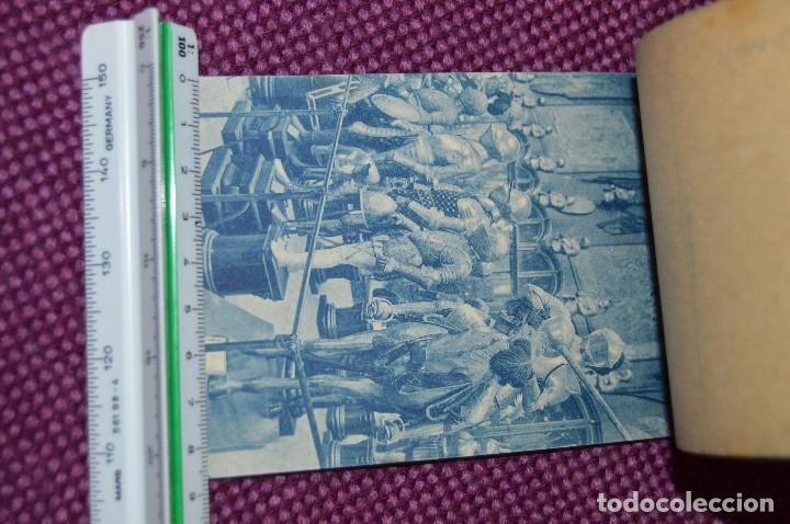 Postales: ANTIGUO Bloc / 15 POSTALES SIN CIRCULAR - ARMERÍA REAL -- MADRID DE PRINCIPIO SIGLO -- ¡Mira! - Foto 10 - 94712863