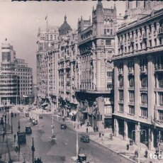 Postales: POSTAL MADRID - AV JOSE ANTONIO - ARRIBAS 2 - CIRCULADA. Lote 94825631