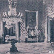 Postales: POSTAL MADRID- PALACIO REAL - ANTECAMARA - AEH. Lote 94907939