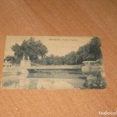 Postales: POSTAL DE ARANJUEZ. Lote 94934231
