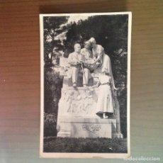 Postales: POSTAL MADRID RETIRO MONUMENTO A CAMPOAMOR. Lote 95858063