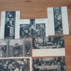 Postales: 10 POSTALES EL ESCORIAL. Lote 95934136