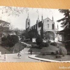 Postales: ANTIGUA IGLESIA DE LOS JERÓNIMOS MADRID. Lote 97157391