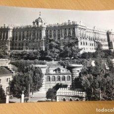 Postales: ANTIGUA POSTAL MADRID PALACIO REAL. Lote 97467587