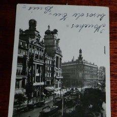 Postales: FOTO POSTAL DE MADRID, N. 409, CALLE DE ALCALA, COLECCION LOTY, NO CIRCULADA.. Lote 98086027