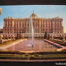 Postales: POSTAL MADRID - PALACIO REAL.. Lote 98139491