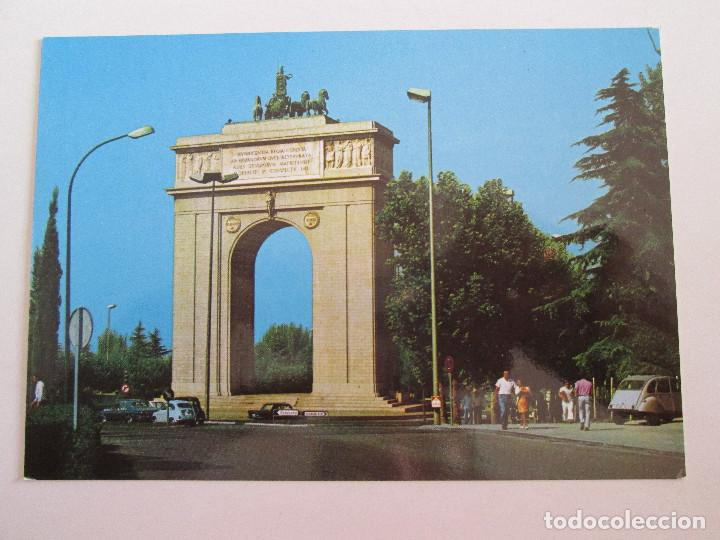 Postal Madrid Arco De Triunfo 1971 Edifex Comprar Postales