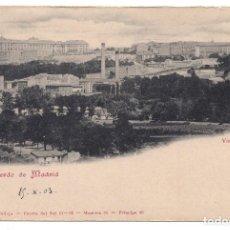 Postales: TARJETA POSTAL DE MADRID - VISTA PANORAMICA. RECUERDO DE MADRID. 121. P.SANZ CALLEJA.. Lote 98892935