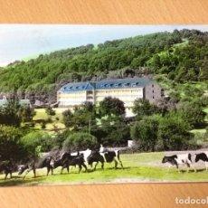 Postales: ANTIGUA POSTAL COLOREADA CERCEDILLA MADRID. Lote 98938023