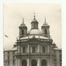Postales: AÑOS 60' .TARJETA POSTAL MADRID. BASILICA DE SAN PEDRO EL GRANDE , S/C. Lote 99642475