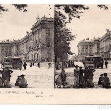 Postales: MADRID - NORD DE L´ESPGNE - PALACIO REAL. Lote 99765451