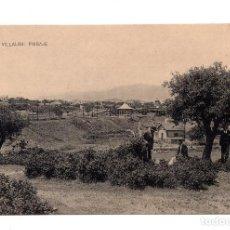 Postales: MADRID - VILLALBA PAISAJE. FOTOTIPIA DE HAUSER Y MENET.- MADRID. Lote 99767855