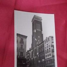 Postales: TARJETA POSTAL. MADRID. TORRE DE LA IGLESIA DE SANTA CRUZ. Nº 131. LOTY. Lote 99898383