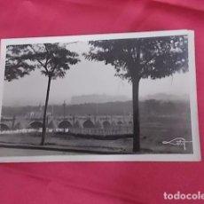 Postales: TARJETA POSTAL. MADRID. PUENTE DE SEGOVIA Y PALACIO REAL AL AMANECER. Nº 201. LOTY. Lote 99898771