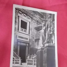 Postales: TARJETA POSTAL. MADRID. SAN FRANCISCO EL GRANDE INGRESO AL ALTAR MAYOR Y TRIBUNA. Nº 384. LOTY. Lote 99904871