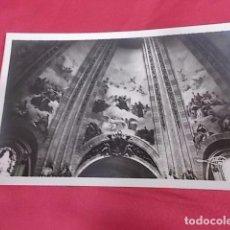 Postales: MADRID. SAN FRANCISCO LA BOVEDA REPRESENTANDO AL CENTRO LA IMPOSICION DE LAS LLAGAS A SAN FRANCISCO . Lote 99906003