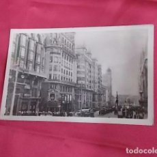 Postales: TARJETA POSTAL. MADRID. AVENIDA DE PI Y MARGALL. Lote 99906695